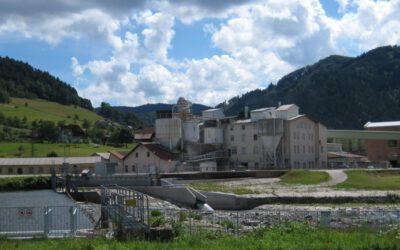 Oberwolfach: Bergbau in der Grube Clara