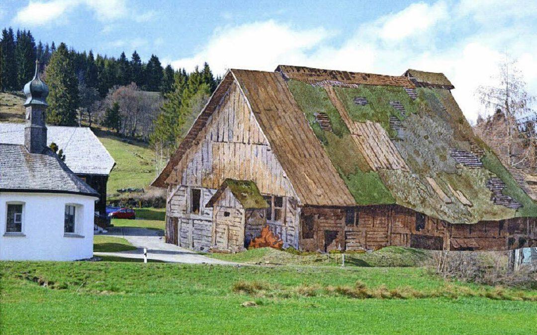 Schluchsee-Aha: Die Glasmachersiedlung Äule